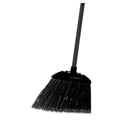 """Rubbermaid 6374 Lobby Pro Broom Poly Bristles 35"""" Metal Handle"""