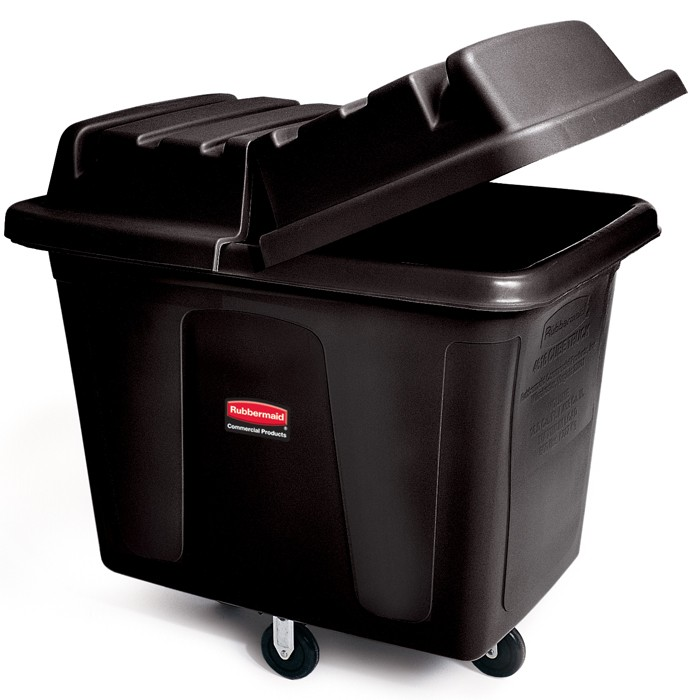 Rubbermaid 4616 Cube Trucks 16 CU FT 500-lb Capacity