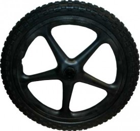 Rubbermaid M1564200 Big Wheel Cart Replacement Wheel for 5642