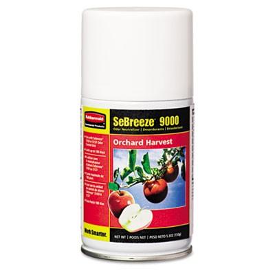 Rubbermaid 5139 Sebreeze 3000 Odor Neutralizer 12/Case - Citrus Breeze