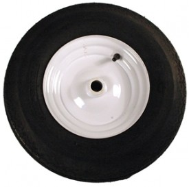 Rubbermaid M1566000 Wheel for 5660 Tractor Cart