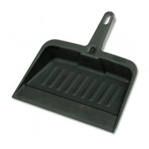 Rubbermaid 2005 Heavy-Duty Dustpan 12-1/2 - Charcoal