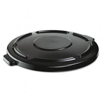 Rubbermaid 2645-60 Brute Lid for 44 gal 2643-60 - Black