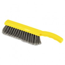 "Rubbermaid 6342 Countertop Brush 12"" - Silver"