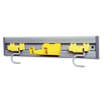 "Rubbermaid 1992 Closet Organizer/Tool Holder 18"" Width"