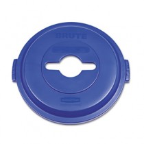 Rubbermaid 1788380 Single Stream Recycling Top for 32 gal, 2632