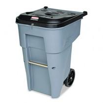 Rubbermaid 9W10-88 BRUTE Confidential Document Container, 65 gallon