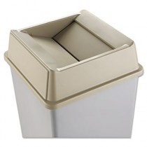 Rubbermaid 2664 Top Fits 3958 and 3959 - Beige
