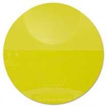 Rubbermaid 5722 Lid for 5720 & 5721 Storage Containers CASE 12 - Yellow