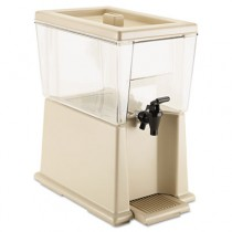 Rubbermaid 3358 Beverage Dispenser 3 Gal - Clear