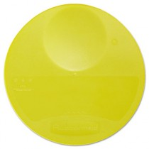 Rubbermaid 5725 Lid for 5723 and 5724 storage containers Case/12- Yellow