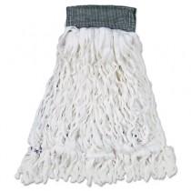 Rubbermaid T300 Clean Room Mop Heads 12/Case - White (Medium)