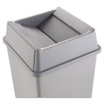 Rubbermaid 2664 Top Fits 3958 and 3959 - Grey