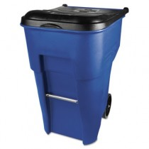 Rubbermaid 9W22-73 Brute Rollout Container 95 gallon - Blue
