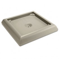 Rubbermaid 9177 Weighted Base for Ranger Container - Beige