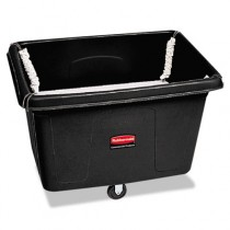Rubbermaid 4611 Spring Platform Cube Truck 14 CU FT