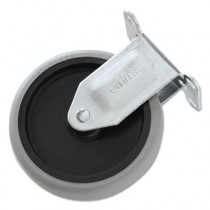 "Rubbermaid 4501-L1 Replacement 5"" Fixed Casters"