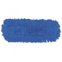 Rubbermaid J353 Twisted Loop Blend Dust Mop -  Blue