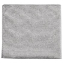 Rubbermaid 1863889 Multi-Purpose Microfiber Cloths 16x16 - 24 cloths - Gray