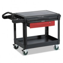 Rubbermaid 4535-88 TradeMaster Professional Contractor's Cart