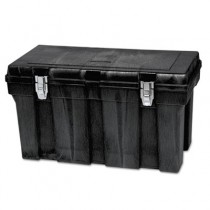 "Rubbermaid 7804 Industrial 36"" Tool Box - Black"