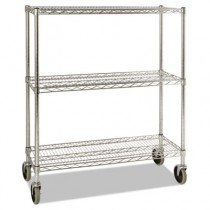 Rubbermaid 9G79 Mobile Rack for Prosave Shelf Ingredient Bins
