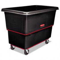 Rubbermaid 4727 Utility Truck 27 CU FT 1200-lb Capacity - Black