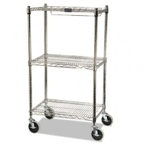 Rubbermaid 9G59 Cart For Prosave Shelf Ingredient Bins