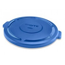 Rubbermaid 1779636 Brute Lid for 44 gal 2643-60 Case/4 - Blue