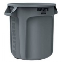 Rubbermaid 2610 Brute Container 10 gallon - Gray