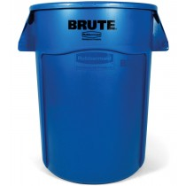 Rubbermaid 2632 Brute Container 32 gallon - Blue