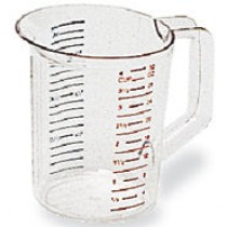 Rubbermaid 3216 Bouncer Measuring Cup, 32oz - Clear