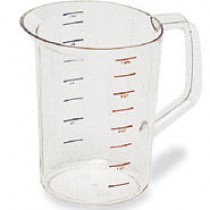 Rubbermaid 3218 Bouncer Measuring Cup, 4qt - Clear