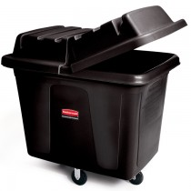 Rubbermaid 4614 Cube Trucks 14 CU FT 500-lb Capacity
