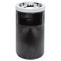 Rubbermaid 2586 Smoking Urn w/Ashtray and Metal Liner