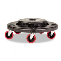 Rubbermaid 2640-43 Brute Quiet Dolly, 250 lb Capacity