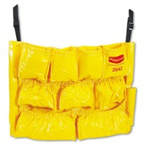 Rubbermaid 2642 Brute Caddy Bag for 2643 - Yellow
