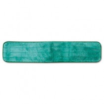"Dry Hall Dusting Pad, Microfiber, 24"" Long, 12/Case - Green"