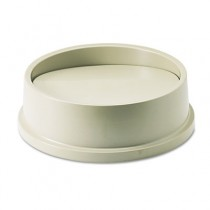 Rubbermaid 2672 Swing Top Lid for 2947 and 3546 - Beige