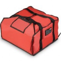 Rubbermaid 9F37 PROSERVE Pizza Delivery Bag, Large - Red