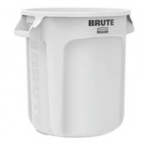 Rubbermaid 2610 Brute Container 10 gallon - White