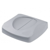 Rubbermaid 2689-88 Swing Top Lid for 3569-88 - Gray