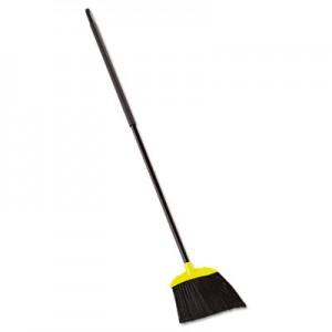 "Rubbermaid 6389-06 Sweep Angled Broom, 46"" Handle - Black/Yellow"