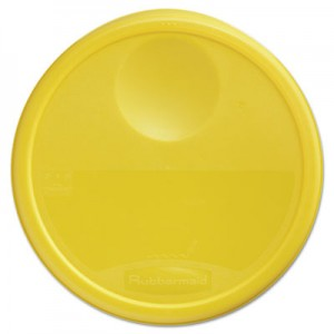 Rubbermaid 5730 Lid For 5726, 5727, 5728 Containers - Yellow