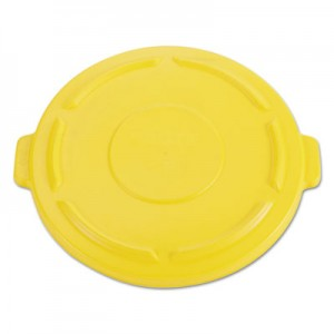 Rubbermaid 2645-60 Brute 44 gal Lid for 2643-60 - Yellow