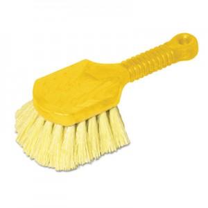 "Rubbermaid 9B29 Long Handle Scrub Brush, 8"""