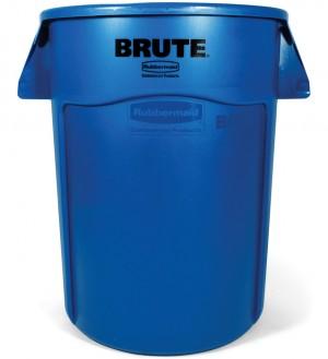 Rubbermaid 2632 Brute Container 32 gallon - Blue