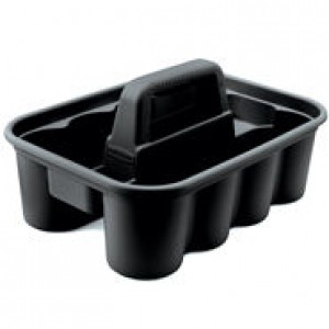 Rubbermaid 3154-88 Deluxe Carry Caddy - Black