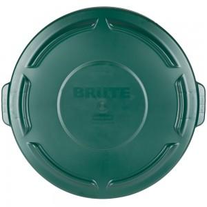 Rubbermaid 2645-60 Brute Lid for 44 gal 2643-60 - Dark Green