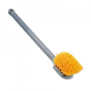 "Rubbermaid 9B32 Pot Scrubber Brush, 20"" Long"